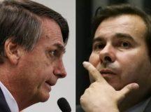 Bolsonaro e Maia voltam a bater boca e agravam desgaste entre Poderes