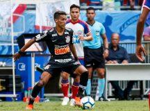 Em Salvador, Corinthians é derrotado pelo Bahia