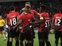 Athletico vence Bahia na Arena da Baixada com gol de Rony