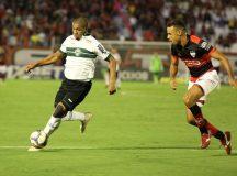 Coritiba empata com Atlético-GO fora de casa na série B