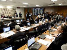 Reunião da Comissão de Constituição, Justiça e Cidadania (CCJ) do Senado