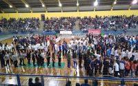 Ginásio Bigodão recebeu mais de 1.500 pessoas para abertura