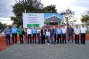 Sicredi lança pedra fundamental da segunda agência em Arapoti