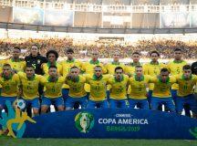 Seleção brasileira vence o Peru e conquista a Copa América