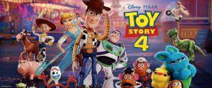 Toy Story 4 – Dias 13, 14, 20 e 21 de julho