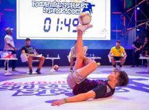 Abertura da 10ª Copa Mirim de Futsal de Jaguariaíva terá apresentação de atleta nacional do Freestyle