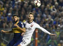 Athletico perde para o Boca em La Bombonera e se despede da Libertadores
