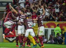 Flamengo bate Emelec nos pênaltis e garante vaga nas quartas da Libertadores