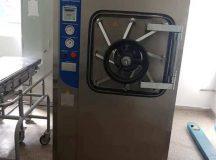 Saúde Municipal adquire equipamento de raio-x e autoclave para hospital