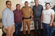 Medidas para reforçar a segurança pública do município são propostas pelo Executivo