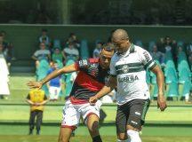 Jogando em casa, Coritiba perde a segunda consecutiva na série B