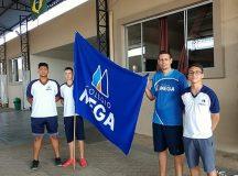 Colégio Mega compete com 3 atletas no brasileiro Sub-16 de Atletismo em Fortaleza