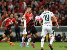 Furacão é superior, mas empata com o Palmeiras no Caldeirão