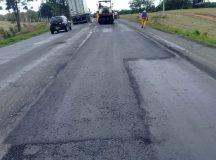 Estão sendo recuperados 52,5 KM entre Arapoti e Wenceslau Braz. Foto: Divulgação/AEN-PR