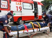 Jaguariaíva é o primeiro município dos Campos Gerais a receber o SAMU. Foto: Divulgação