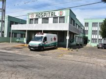 Hospital Municipal Carolina Lupion (HMCL). Foto: Divulgação/Prefeitura de Jaguariaíva