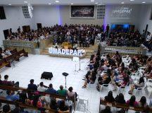 Mais de 500 jovens participaram de encontro da UMADEPAR em Arapoti