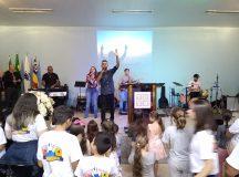 Igreja Quadrangular de Arapoti celebra 40 anos