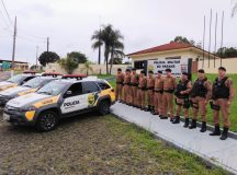 """PM iniciou a """"Operação Jaguar"""" com a apreensão de 20 kg de drogas nesta terça"""