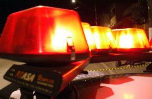 Homem é baleado na madrugada deste domingo em Arapoti
