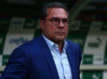Vanderlei Luxemburgo é o novo treinador do Palmeiras para a temporada 2020