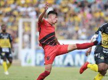 Aspirantes do Athletico perdem para o FC Cascavel