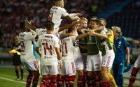 Mengão estreia na Libertadores com vitória por 2 a 1 sobre o Junior Barranquilla
