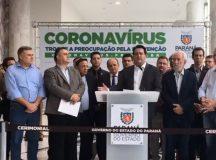 Governo do Paraná determina suspensão das aulas de escolas e universidades públicas